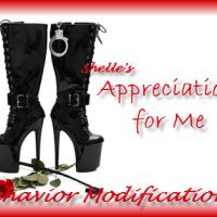 Behavior Modification - Appreciation for ME