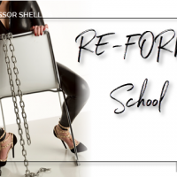 Professor Shelle's Re-Form School - Class #7