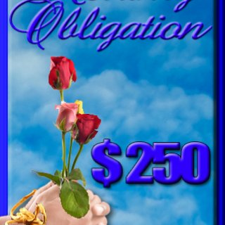 Monthly Obligation - $250