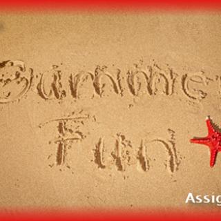 Summer Fun Assignment