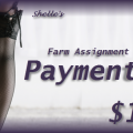 Farm Assignment Payment - $10