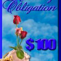 Monthly Obligation - $100