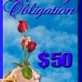 Monthly Obligation - $50