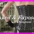 Naked and Exposed--Inside My Dungeon